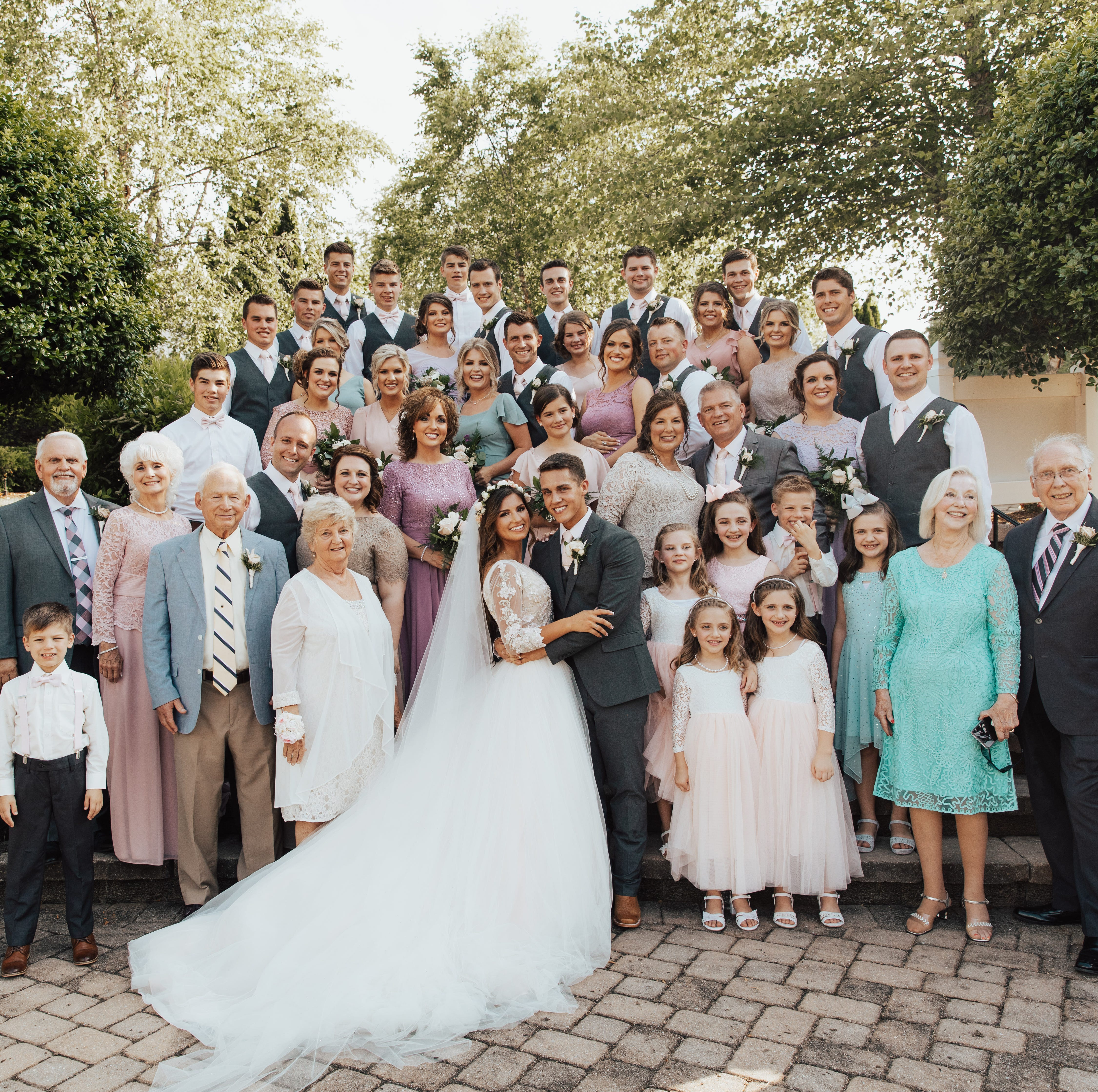 'Bringing Up Bates:' I went to Carlin Bates' wedding. This is what it was like.