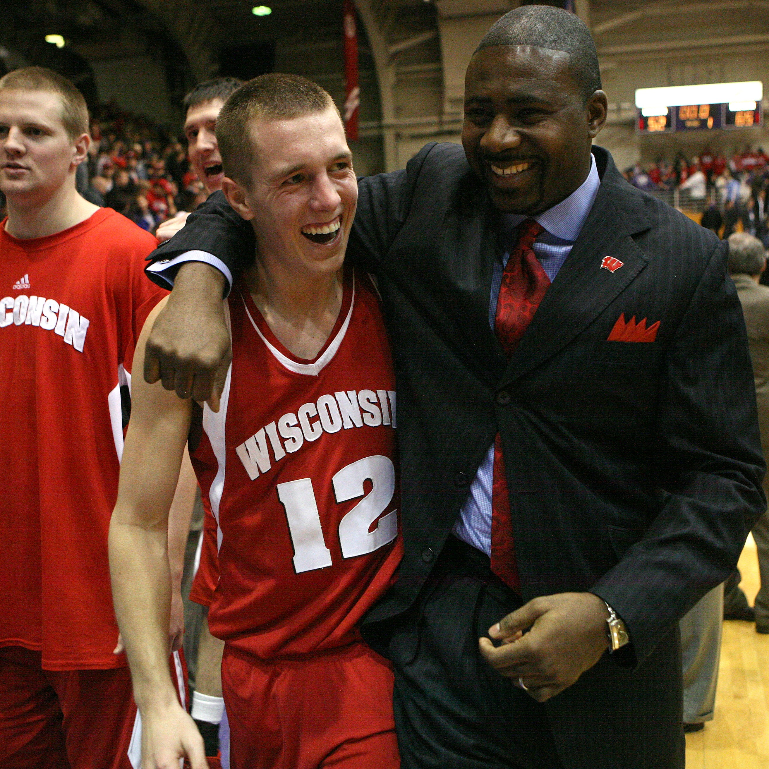 UW officials devastated by the losses suffered by men's hoops assistant Howard Moore
