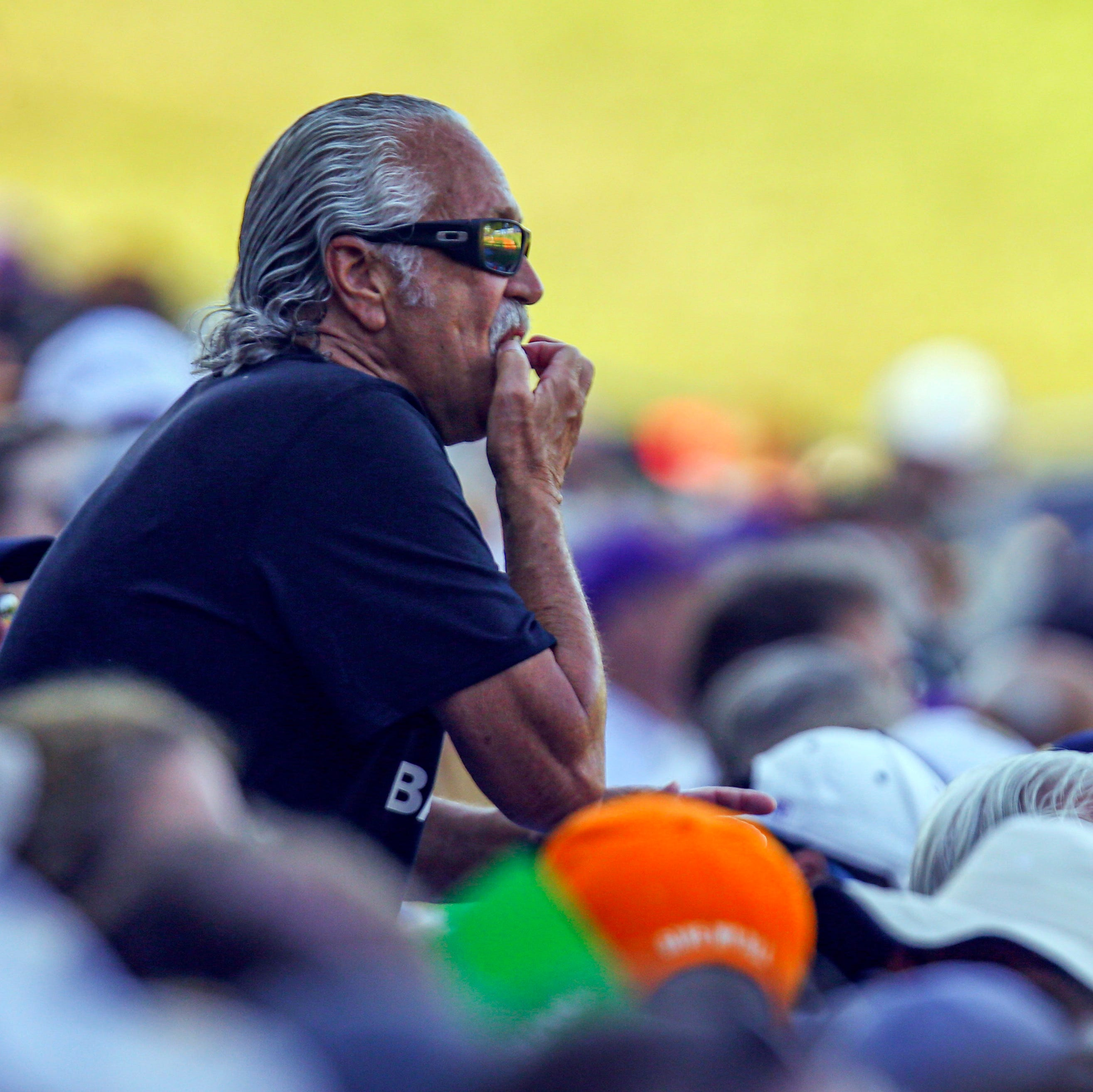 Vandy whistler draws attention from security at SEC baseball tournament vs. LSU