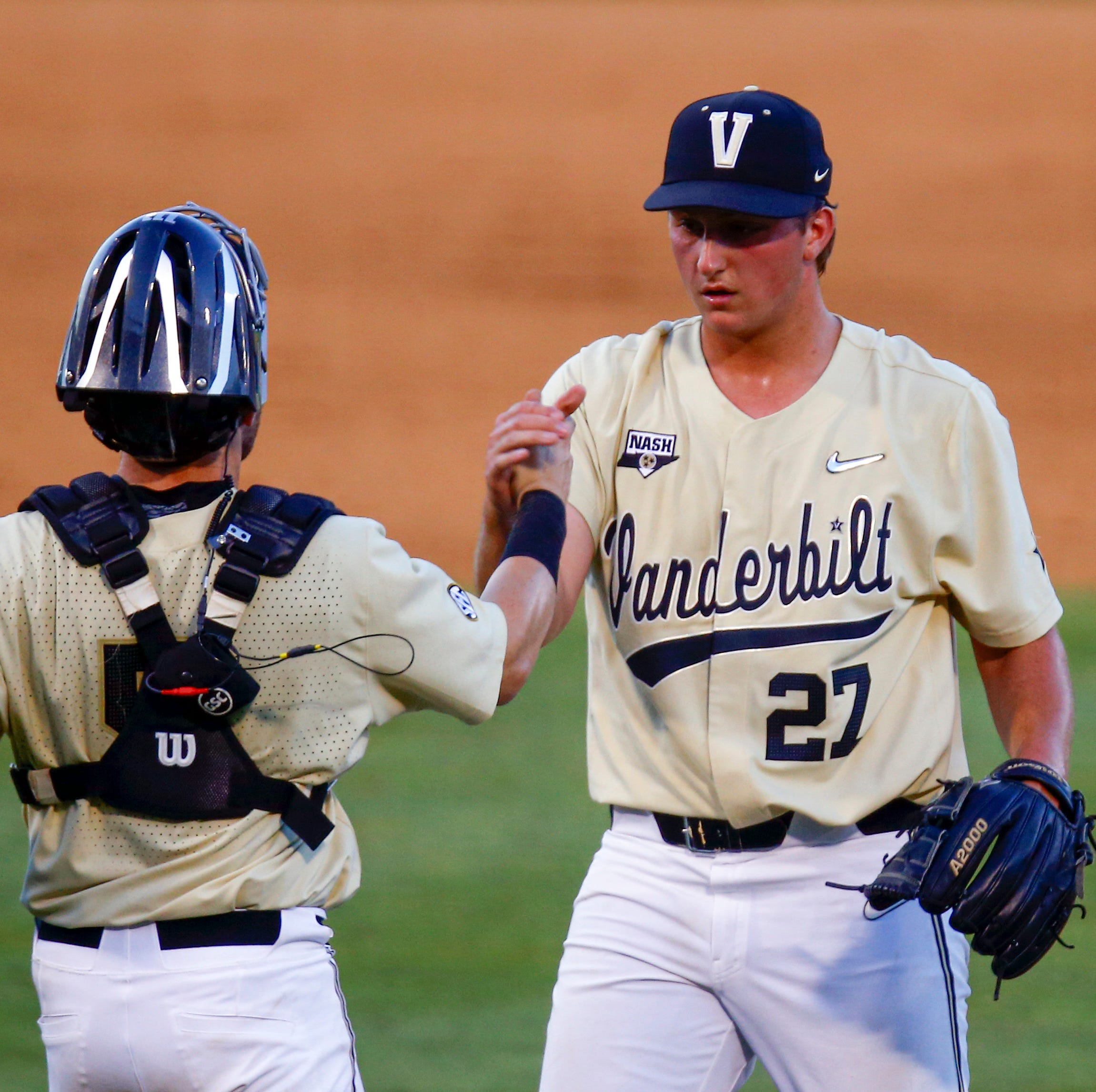 Vanderbilt baseball named NCAA Regional host an hour after winning SEC Tournament title