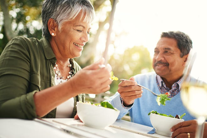 Meal or grocery delivery services may be  options for helping seniors get the right nutrition they need.