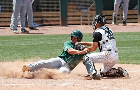 GCU plays Sacramento State in the WAC Tournament championship game on Sunday in Mesa.