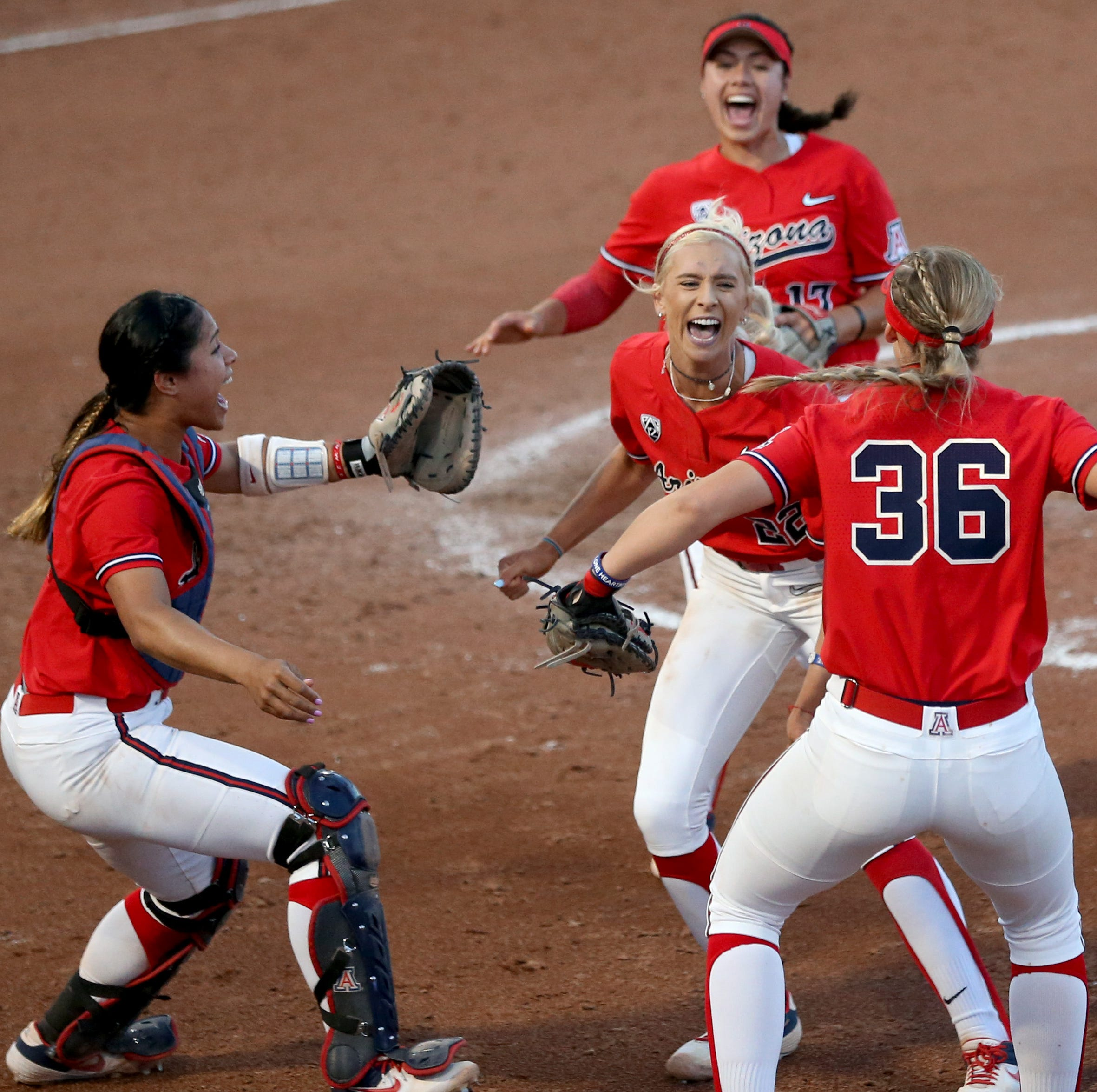 Arizona Wildcats softball heading to first Women's College World Series since 2010