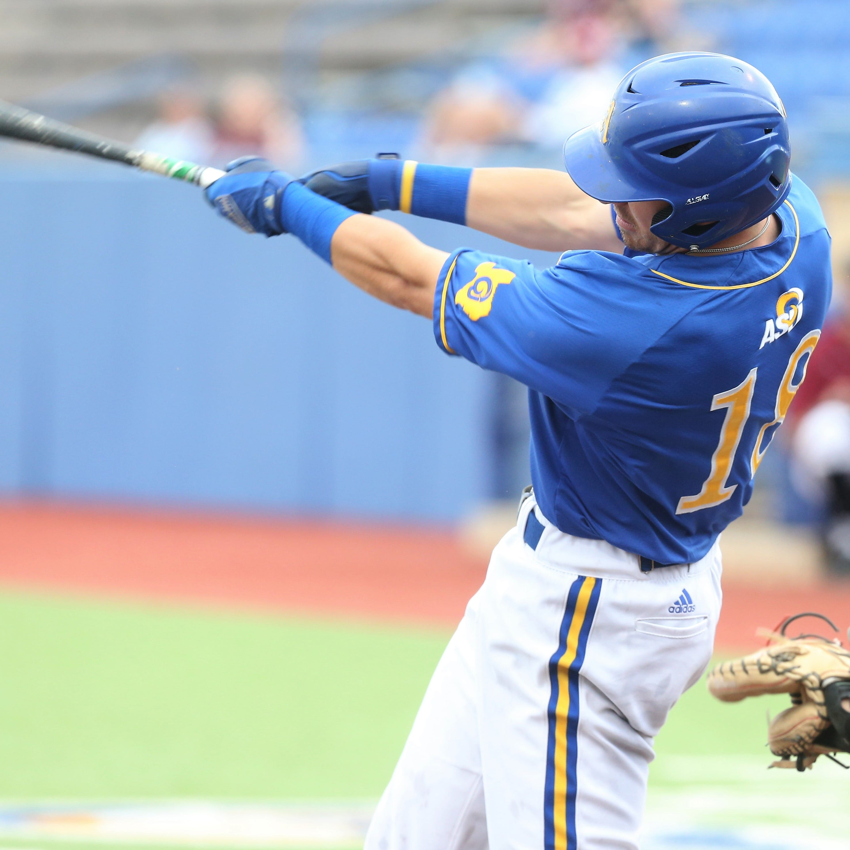 Angelo State baseball gets within a whisker of College World Series