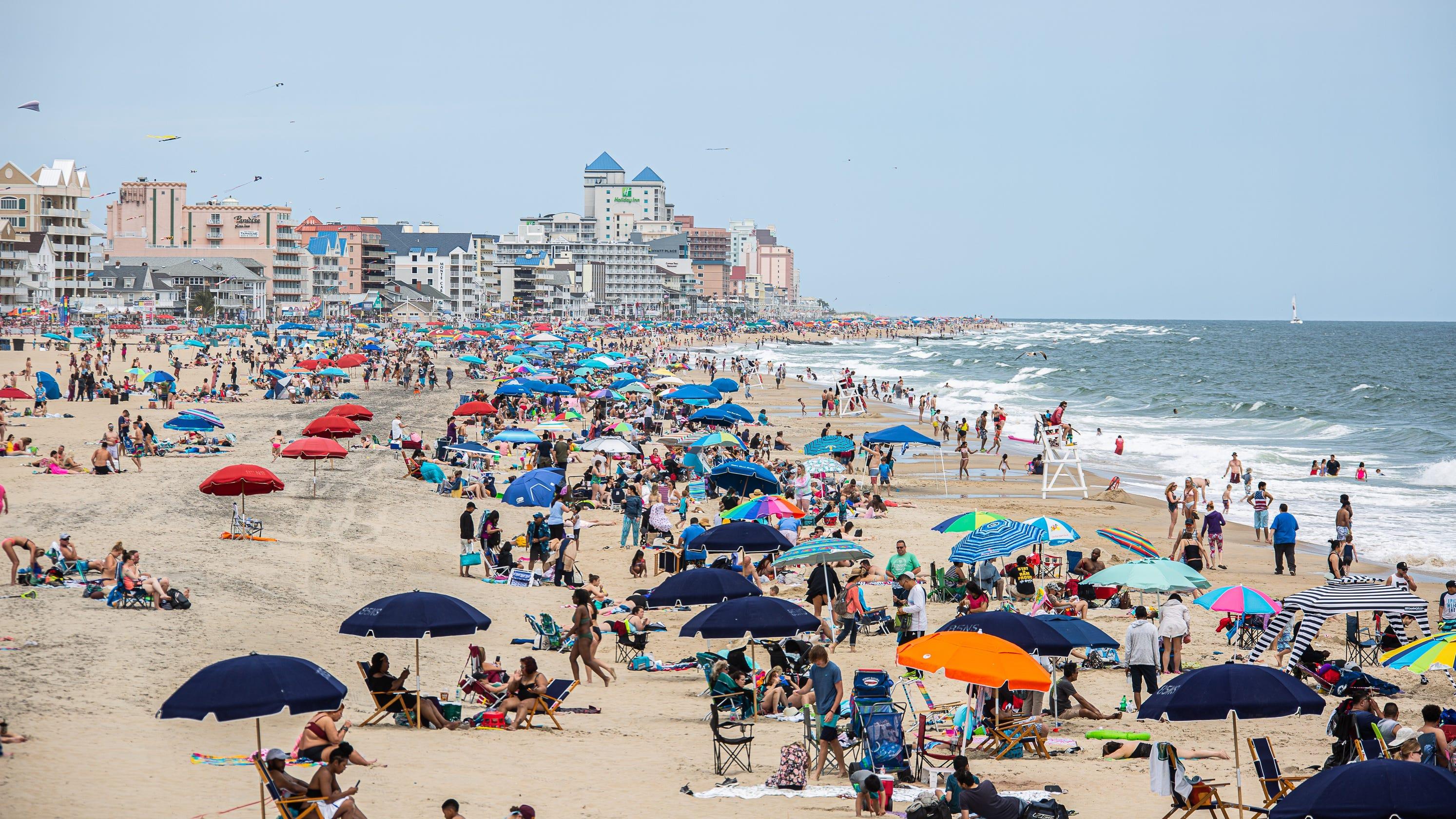 Delaware Beaches Hope For Summer