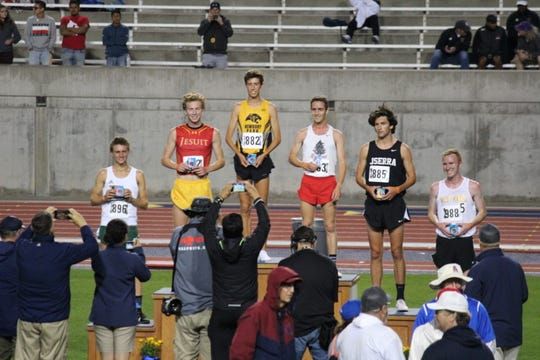 Cruz, Young Deliver Newbury Park First Two CIF State Boys