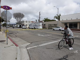 A fatal shooting early Sunday in downtown Oxnard was the city's fifth homicide this year, officials said.