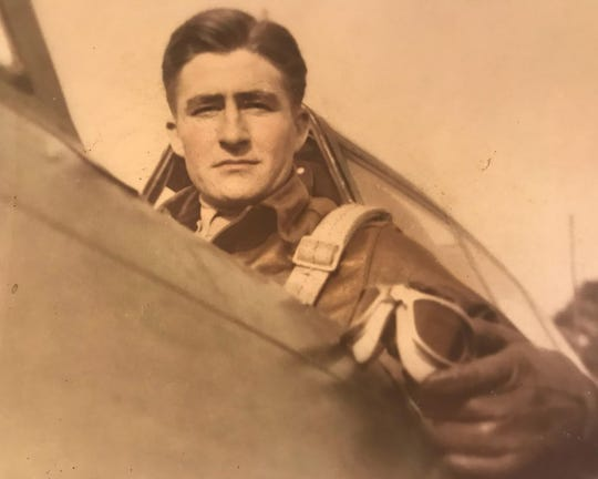 Army Air Forces 2nd Lt. Walter B. Stone, 24, of Andalusia, Alabama, disappeared in his P-47 Thunderbolt in 1943 in northern France. The wreckage of his plane and his remains were found buried in a field with the help of the UW MIA Recovery and Identification Project.