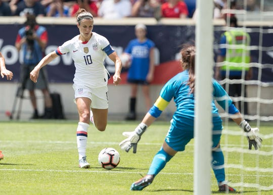 Opinion: U.S. soccer team bench a lot like White Walkers, and that should scare World Cup foes