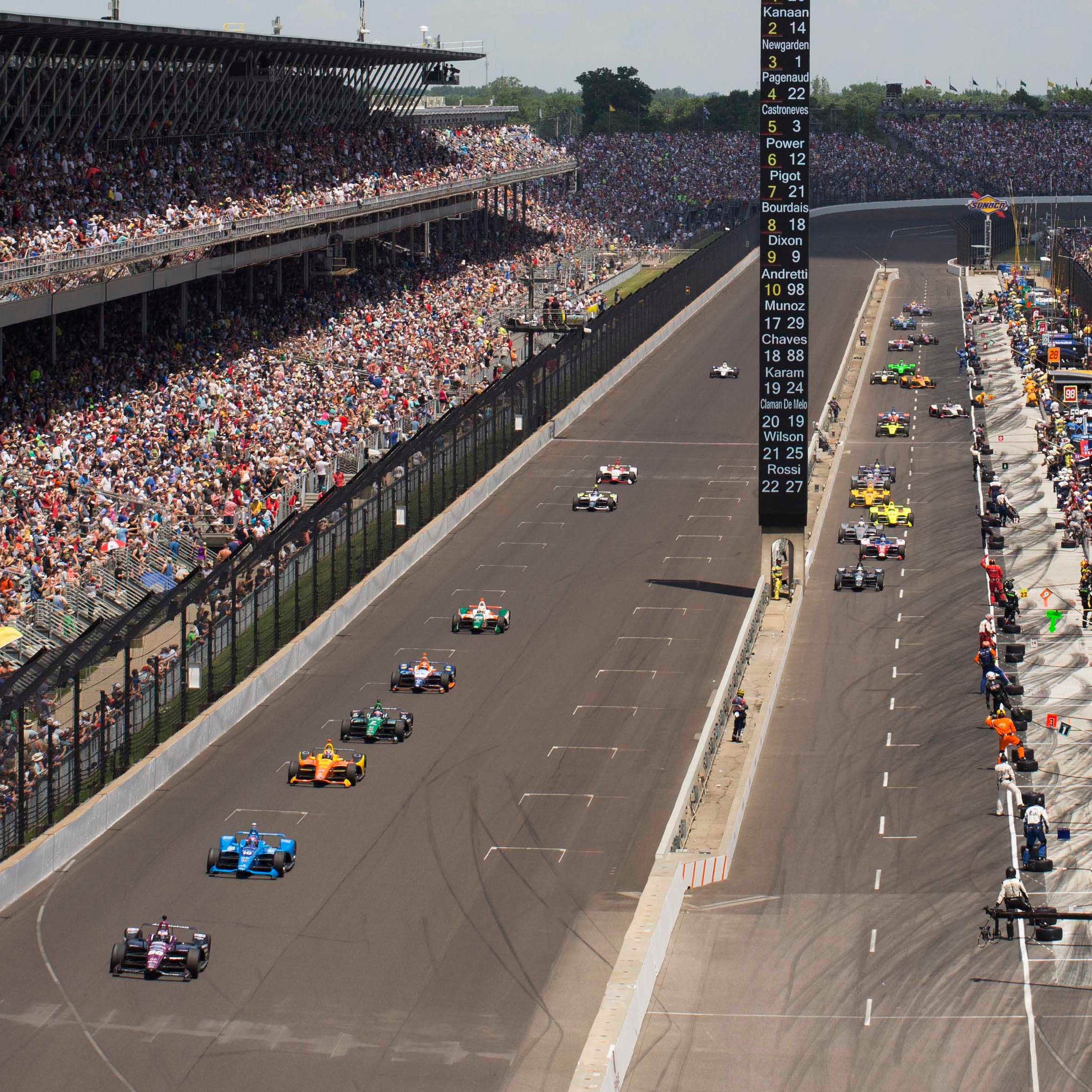 Indianapolis 500 2019: Schedule, lineup, TV, weather information and more