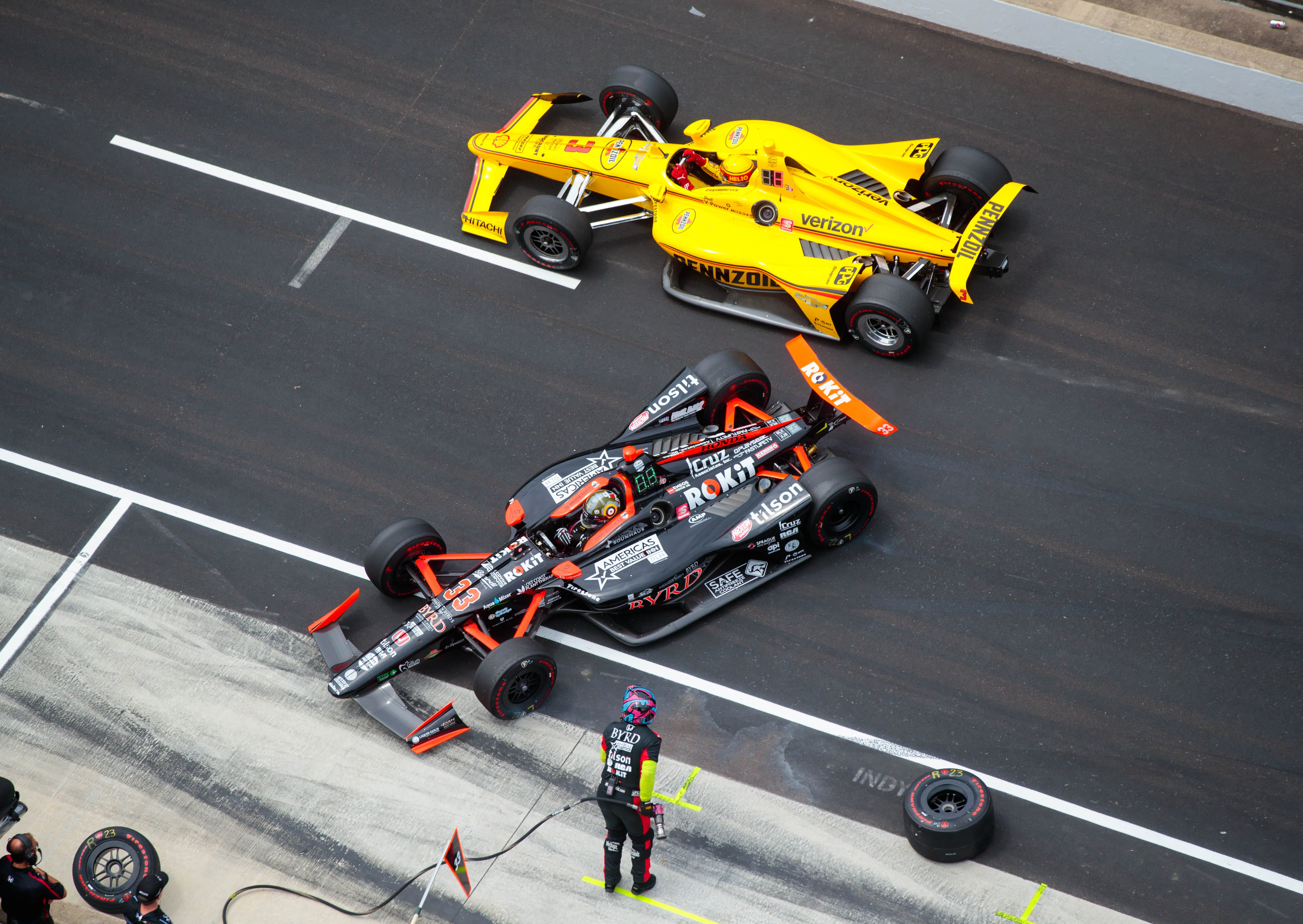 Best photos from the 2019 Indianapolis 500