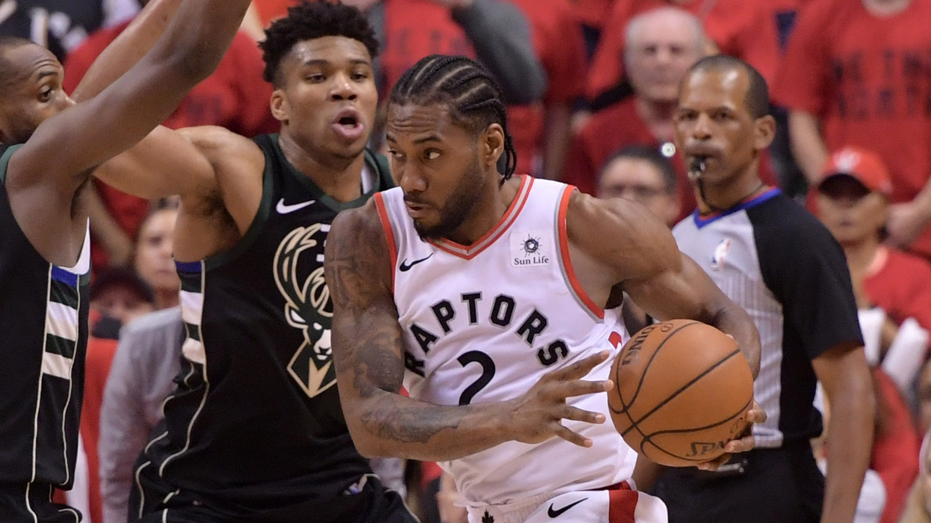 Opinion: How the Raptors turned the series around to reach the NBA Finals