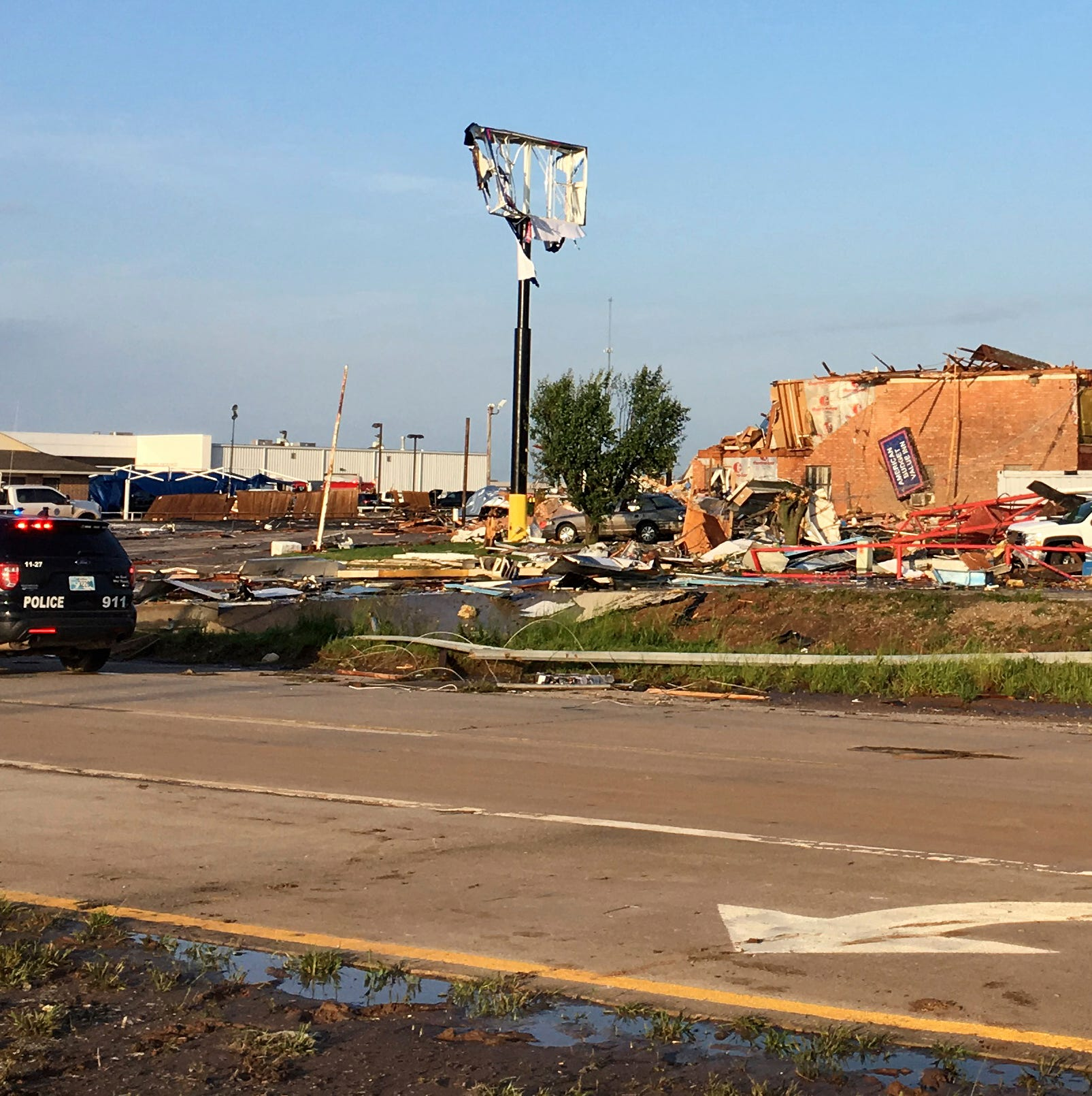 'Decimated': 2 dead, search underway for missing after Oklahoma tornado