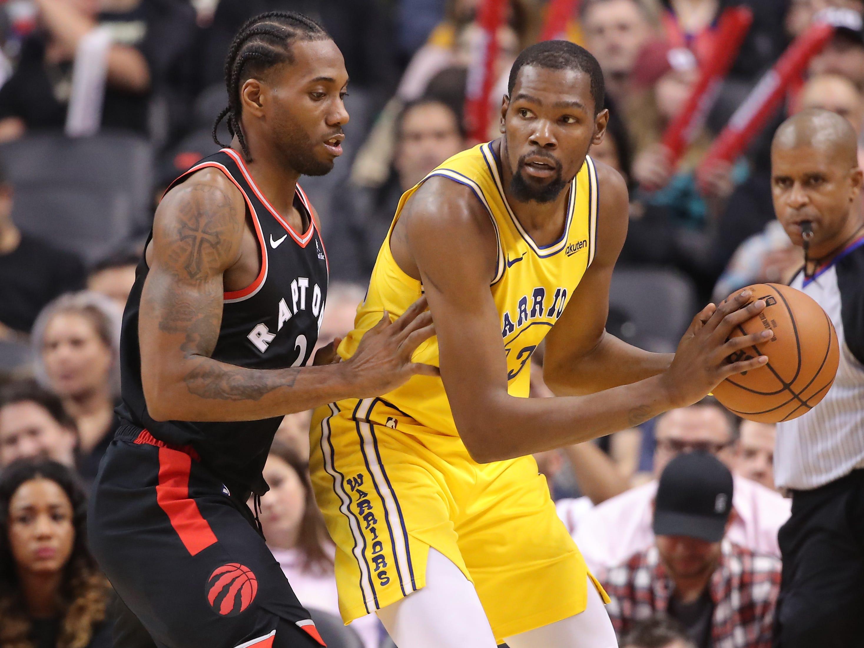 NBA Finals: Warriors vs. Raptors schedule and TV times