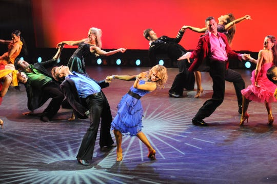 """Ballroom with a Twist"" features more than just ballroom dancing, including former ""So You Think You Can Dance"" competitors stepping out in other genres and vocal work from ""American Idol"" veterans."