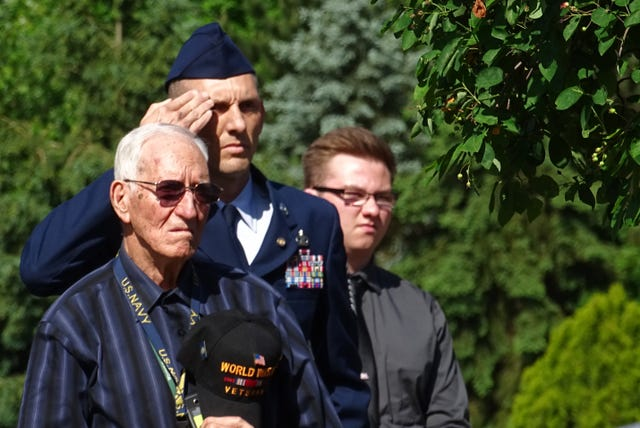 Memorial Day speaker stresses action, character and honor