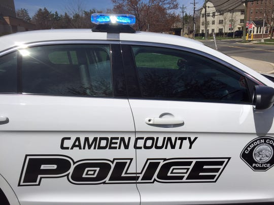 Camden County police are investigating the daylight shooting of a city man