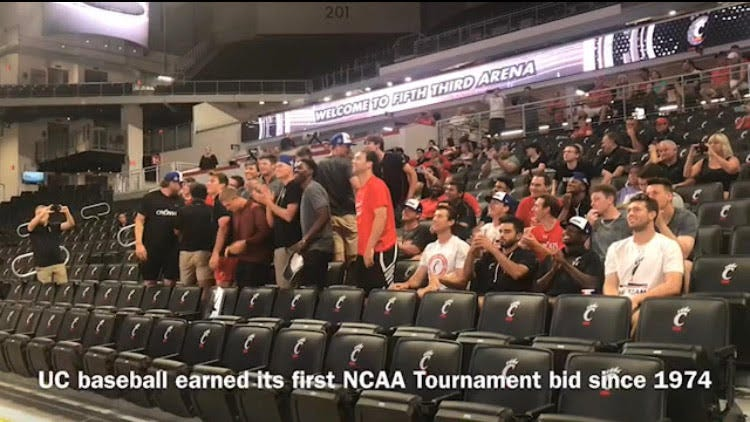 NCAA College World Series: Cincinnati loses to Michigan in