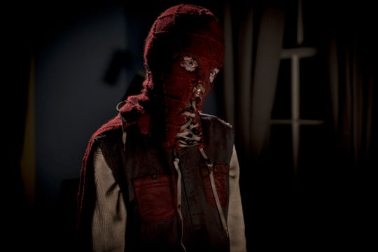 """This image released by Sony Pictures shows Jackson A. Dunn in a scene from Screen Gems' """"Brightburn."""""""