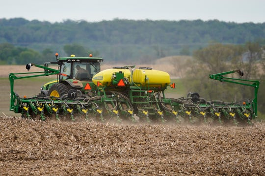"""Trade Commissioner Cecilia Malmstrom told reporters that """"there is absolutely no possibility to include agriculture in these discussions."""""""