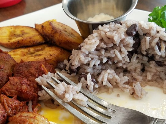 In Central American and Caribbean Latin cooking, rice, black beans, and plantains are the most popular starches.