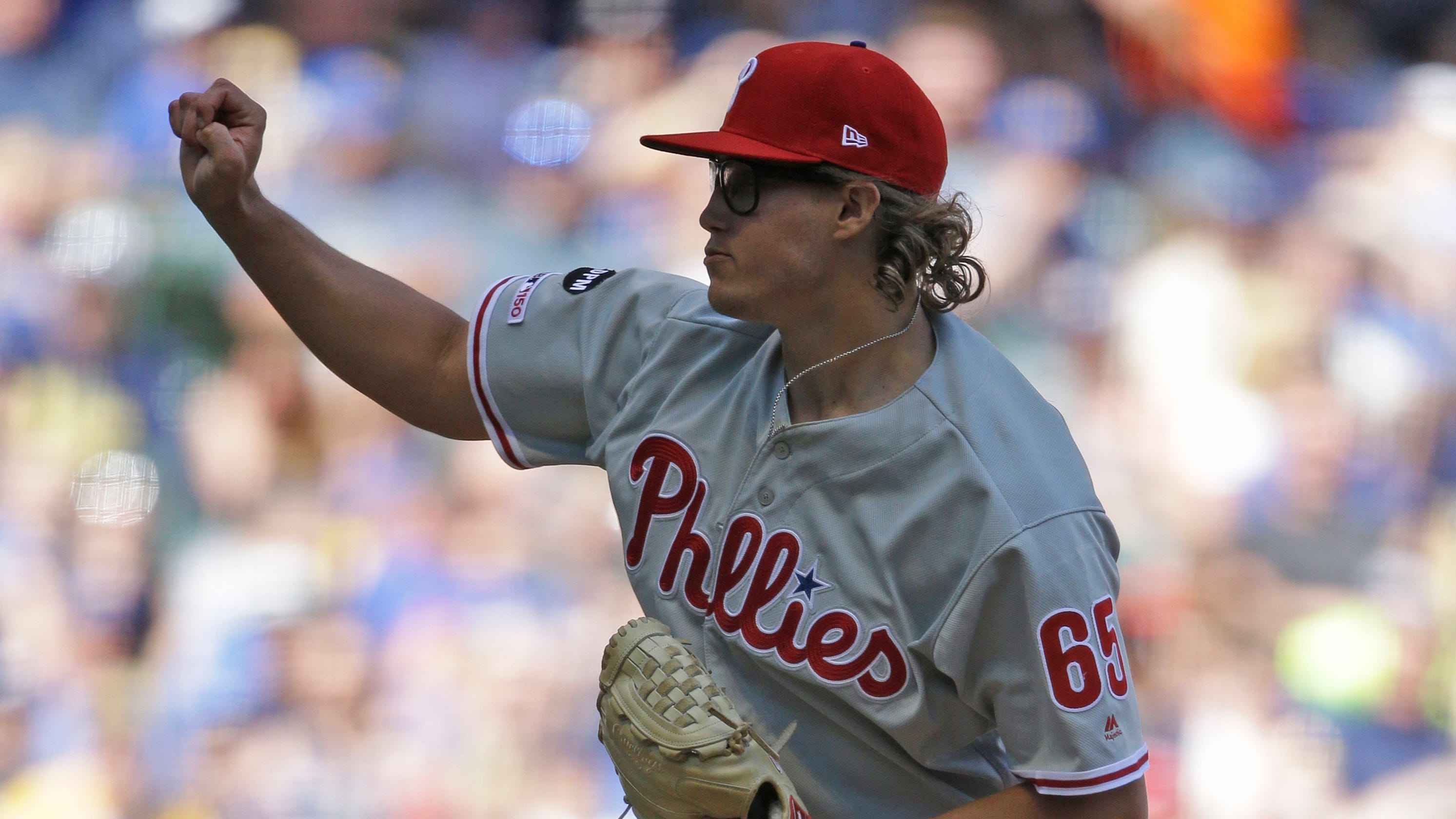 9cec2a40874 Fort Collins graduate called up to MLB with Philadelphia Phillies