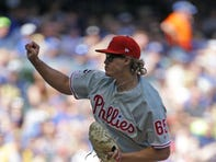 Fort Collins graduate called up by Philadelphia Phillies, makes MLB debut