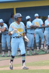 Southern University's Wllie Ward is batting .245 for the Jaguars this season, but many of his teammates are hitting much higher than that on a Southern team that ranks favorably in many offensive statistical categories.