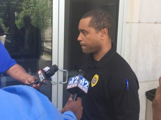 Jackson Police Department spokesman Roderick Holmes said on May 27, 2019, that an investigation into allegations a JPD officer sexually assaulted a 15-year-old in the back of his patrol car is underway.