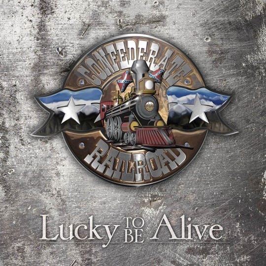 Lucky to be Alive is Confederate Railroad's new album.