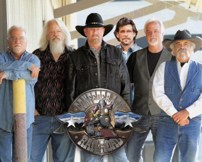 Confederate Railroad will perform Friday in Georgiana for the 40th anniversary Hank Williams Festival.