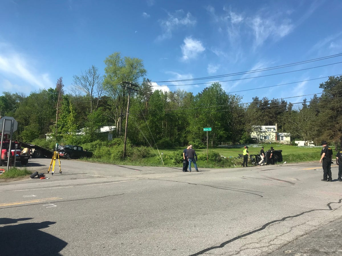 Details released on Wyoming County crash that killed 3 NJ