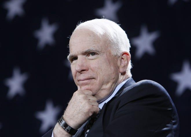 The last Sen. John McCain