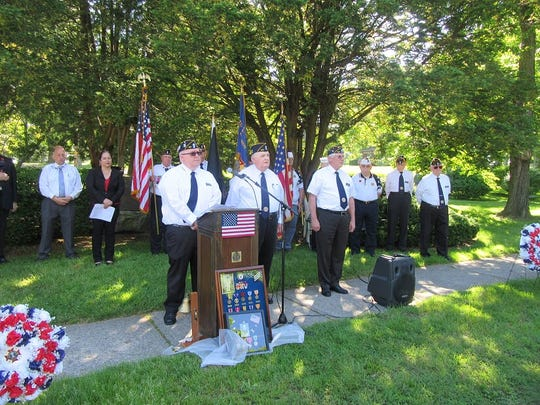 The American Legion Post 427 and Veterans of Foreign Wars Post 5913 hosted a Memorial Day ceremony in the Village of Wappingers Falls on Monday, May 27, 2019.