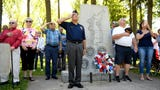 Residents lined Landis Avenue for the annual Memorial Day parade in Vineland. The event ended at Veteran's Park where a special ceremony took place honoring the country's fallen military.