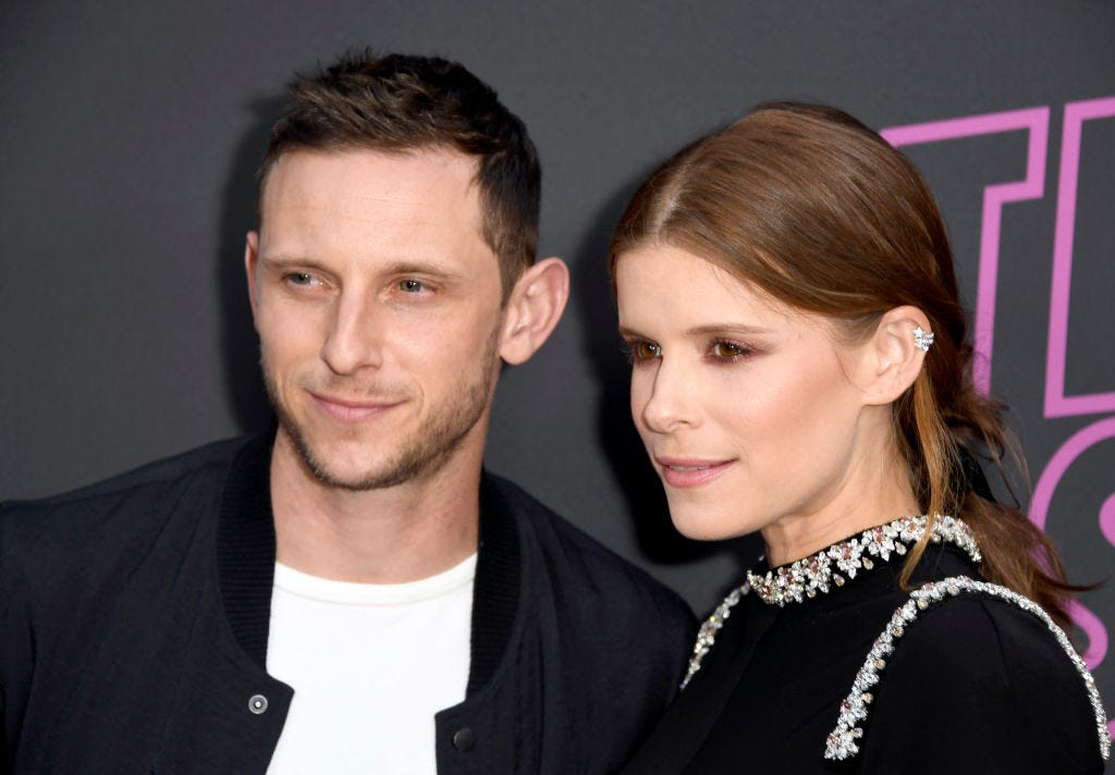 Kate Mara and Jamie Bell welcome their first child, a daughter