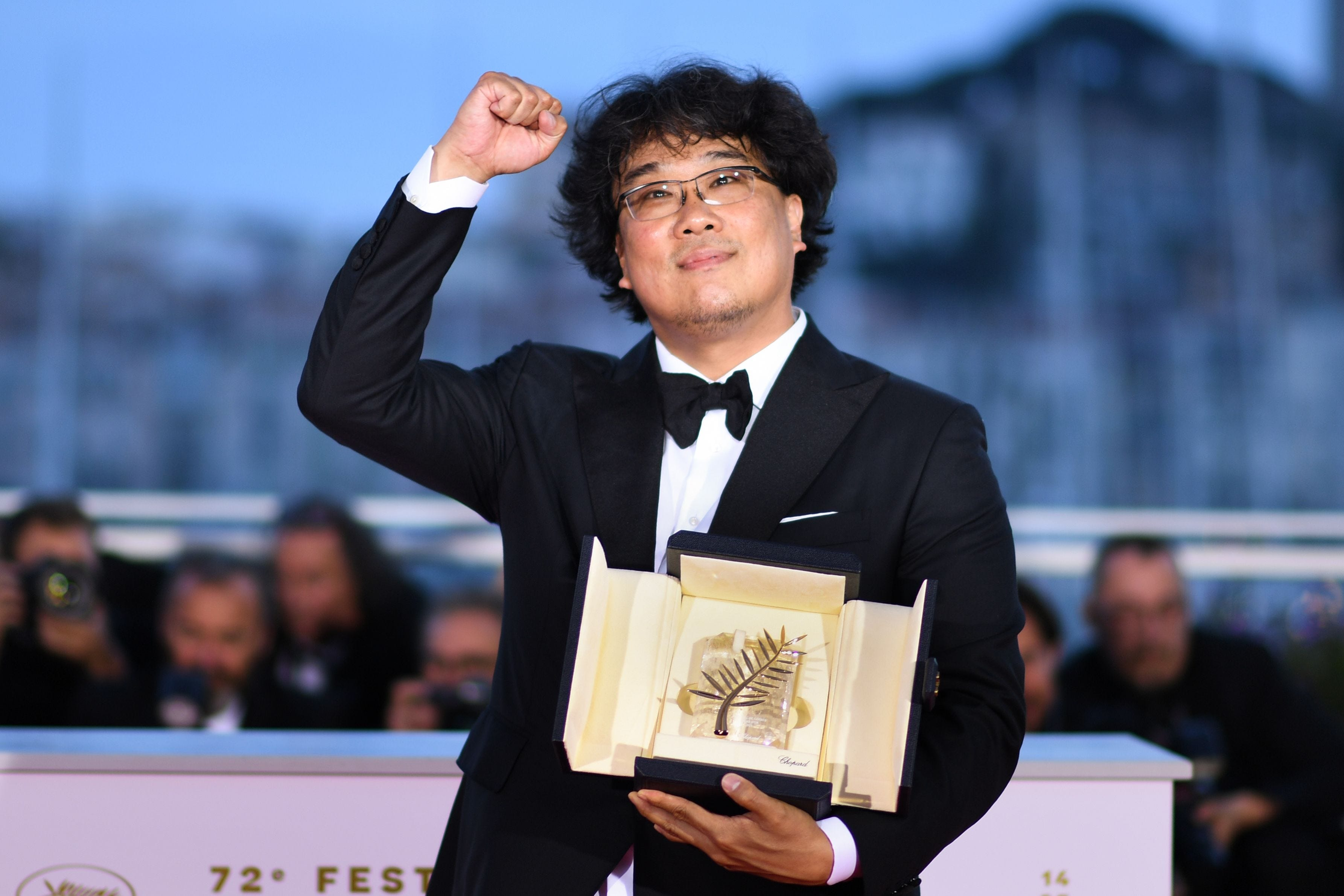 Cannes Film Festival Awards Palme D Or To Parasite A Korean First