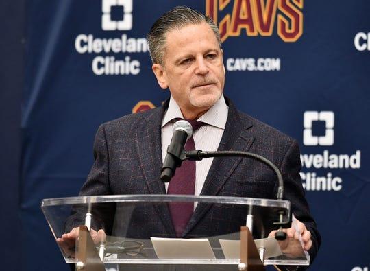 Dan Gilbert has been majority owner of the Cavaliers since 2005.