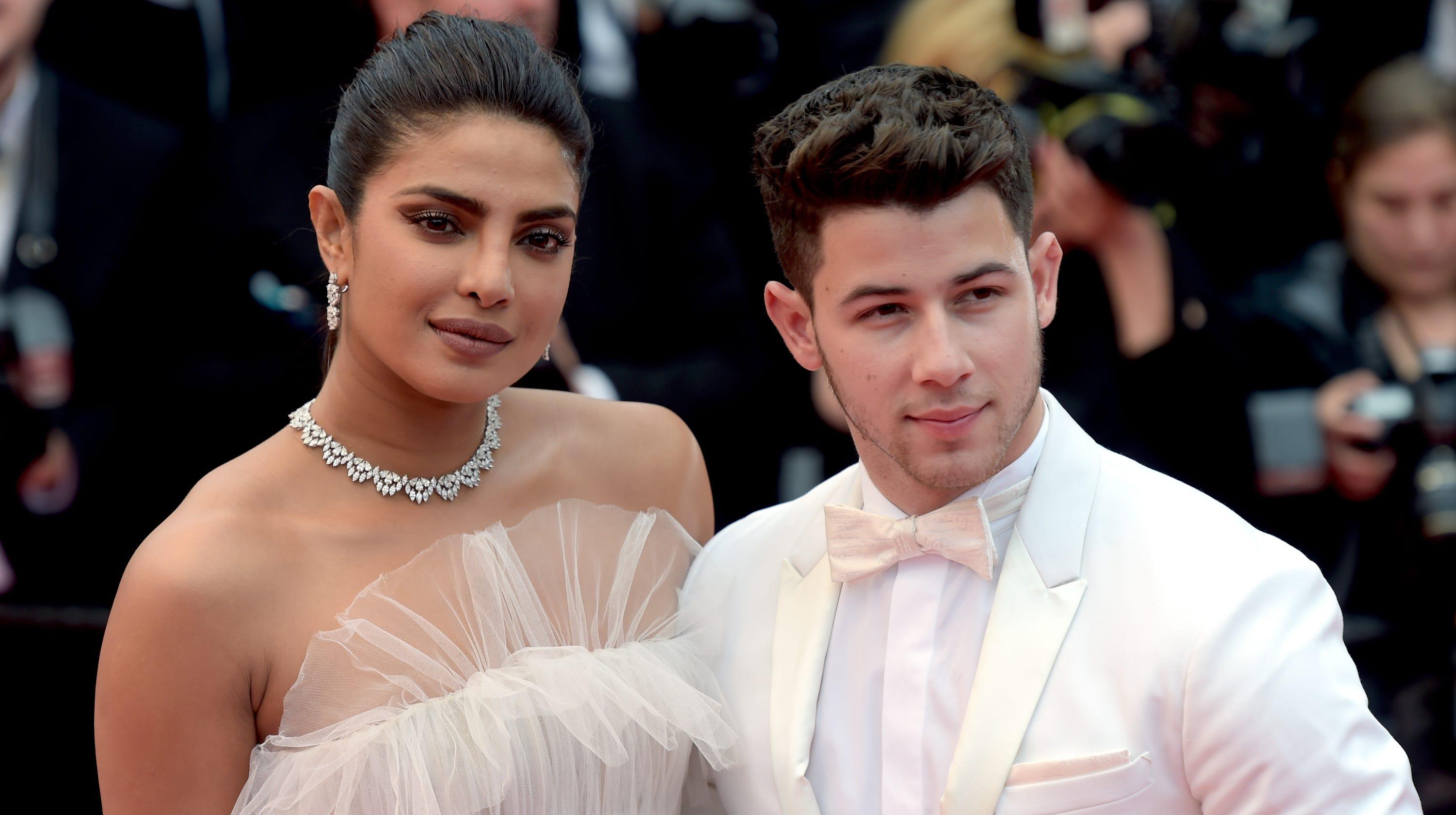 Nick Jonas Honors Wife Priyanka Chopra With 'one Year
