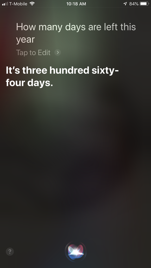Apple's Siri still has a problem with simple questions