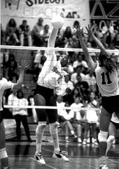 Danielle Scott will be inducted to the Louisiana Sports Hall of Fame on June 8.