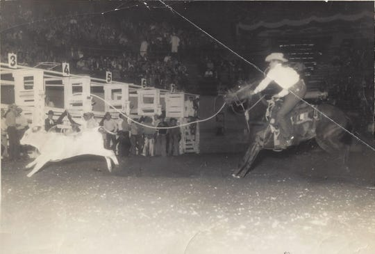 T. Berry Porter, Louisiana's Legendary First Rodeo Cowboy