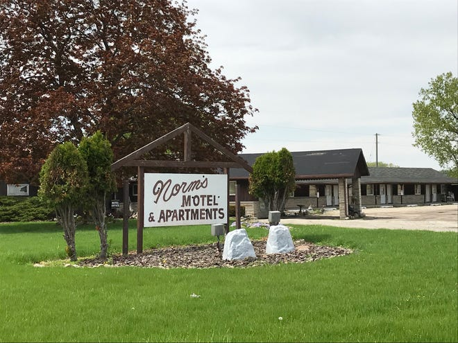 Norm's Motel has closed in the Town of Neenah