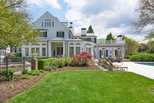 Rumson historic home keep timeless charm