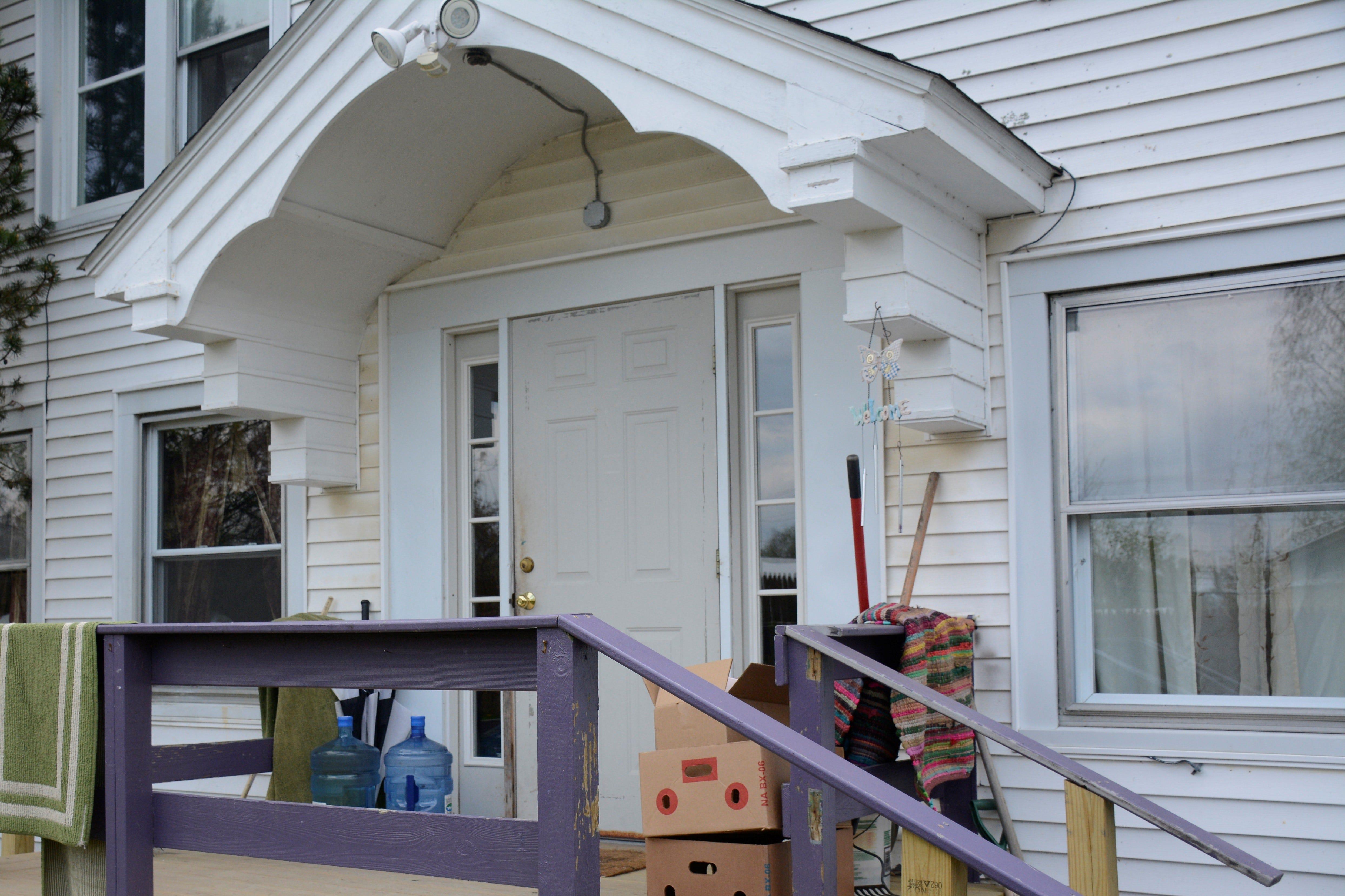 Mandala House, where Emily Welch lives