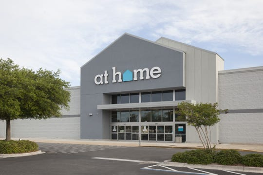 At Home, a Texas-based chain of home decor superstores, is planning a Washington Township location.
