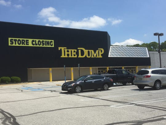 At Home, a Texas-based chain of home decor superstores, will open at a Washington Township site previously occupied by The Dump.