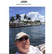A provided photo of Fred Brisker that's part of the investigative file provided by the Ohio Department of Insurance. Unum is the company that initially investigated Brisker for possible disability insurance fraud.