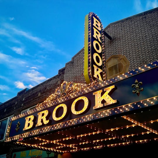 """Showtime at the Brook"" by Job Kunkel."