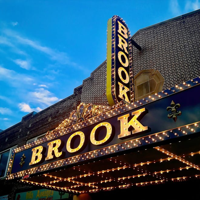 """""""Showtime at the Brook"""" by Job Kunkel."""